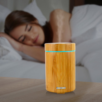 Upgraded Bamboo Aromatherapy Essential Oil diffuser