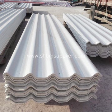 High Strength Fire-resistant Aluminum Foil MgO Roof Panel