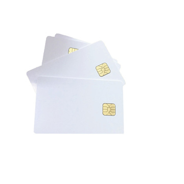 AT24C02 with magnetic strip PVC RFID card