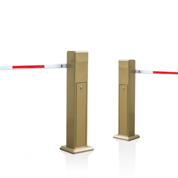 Safety Barrier Road Gate Road Barrier Td402 Barrier Gate Poles