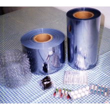 Customized high quality colored pharmaceutical pvc film