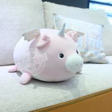 Pig 3D Novelty Throw Pillows