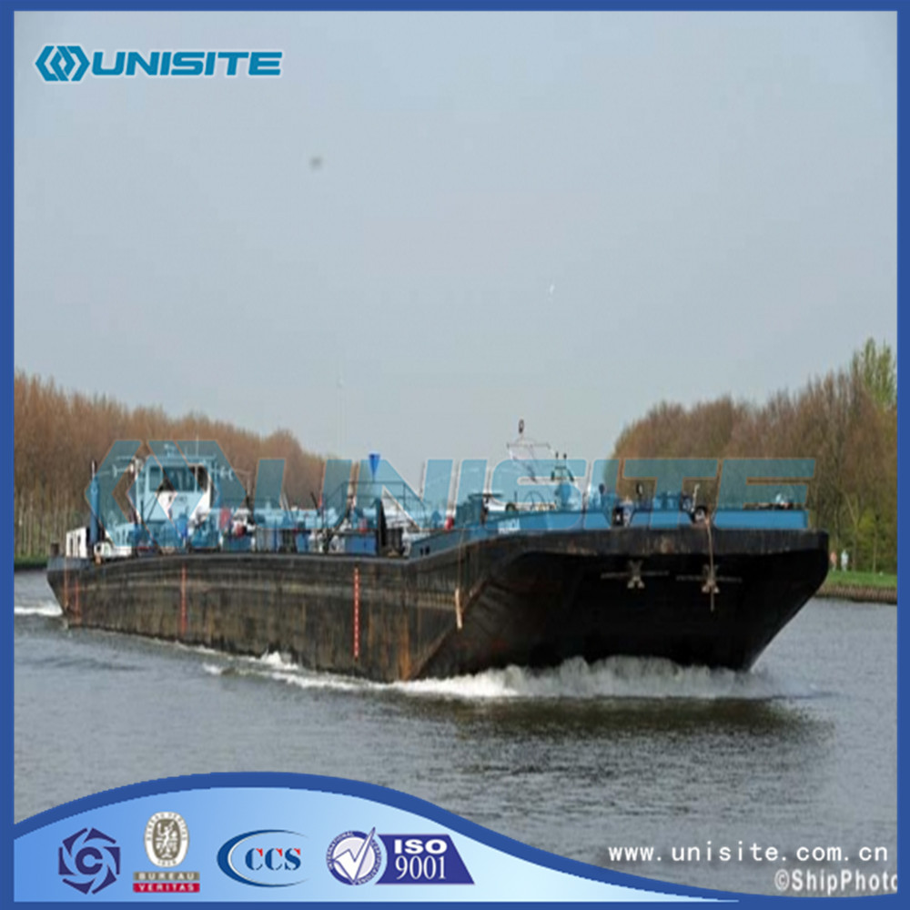 Non propelled marine barges