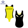 Custom sleeveless training leotards