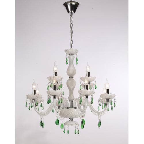Modern Delicate Living Room Decoration Crystal Chandeliers
