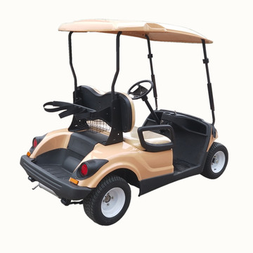 2 seater electric golf buggy for golf course