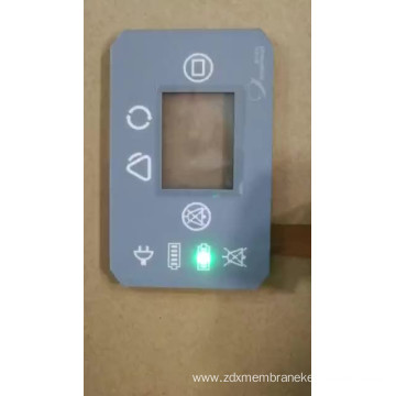 news hot sales silicone membrane keypad
