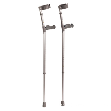 Forearm Crutches With Anatomic Grip