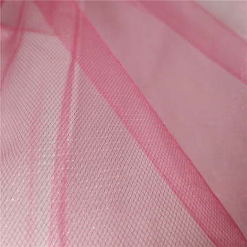 100% Polyester Shiny American Tulle Fabric for skirts