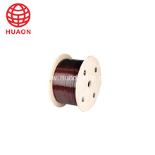 Automobile coil enameled aluminium round wire