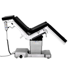 Ultra-low position electrohydraulic operating table