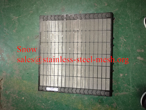 Plastic Composite Shale Shaker Screen