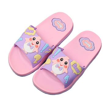 2019 Girls Cute Indoor Beach Flip Flops Shoes
