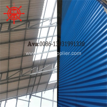 High Strength corrosion-resistant Fireproof MgO Roof Sheets