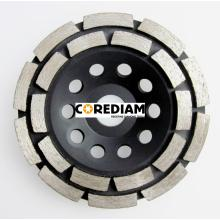 105mm Double Row Cup Wheel