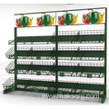 Fruit and Vegetable Shelf