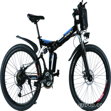TJGB Racing mountain bikes