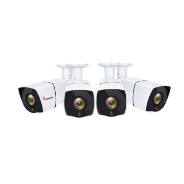 5MP IP Infrared Bullet Camera