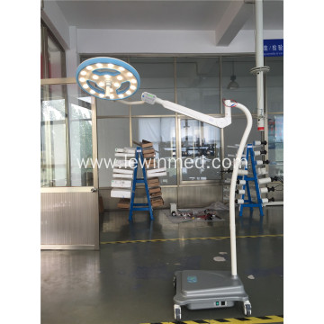 Floor type OT light with battery