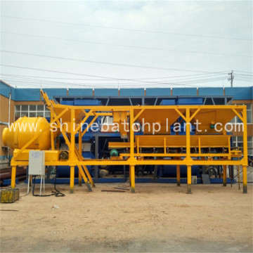 20 Mobile Concrete Batching Plant