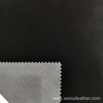 Flocking Fabric With Nonwoven Backing