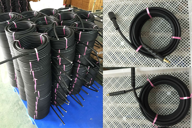 Pvc Washer Hose Package