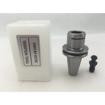 ISO 20er16ms high speed collet chuck without keyway