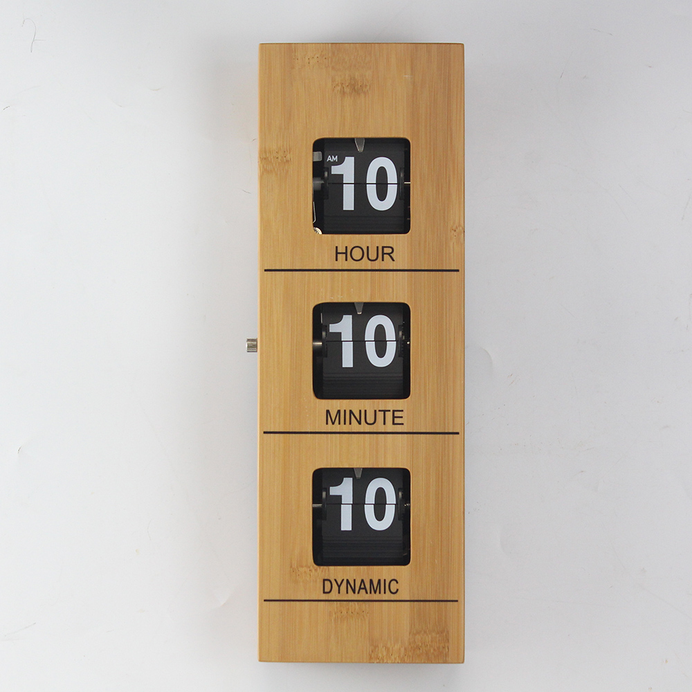 Groundhog Day Flip Clock