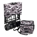 off-road cool Camouflage beach cart with cooler
