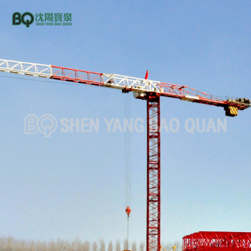 16t Flat Top Tower Crane