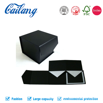 Collapsible Rigid Box With 2 Doors Opened
