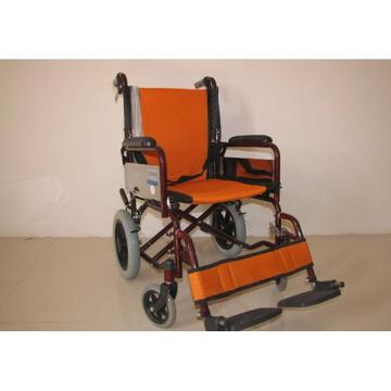 Family use travel stainless steel wheelchair