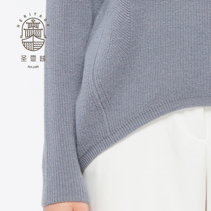 Women's pure cashmere sweater