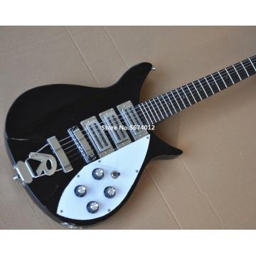 High quality 325 electric guitar, bright fingerboard, black paint, 527mm bridge nut, R bridge, free delivery