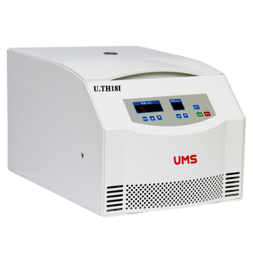 U.TH18I Tabletop High Speed Centrifuge (LED&LCD)