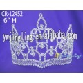 Rhinestone Glitz Pageant Crowns