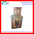Radiator die casting mold