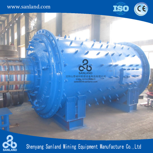 Wet Ball Mill Equipment