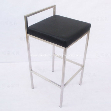 Simple Commercial Design Leather Bar Stool