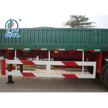 Sinotruk 12M double function 40T trailer