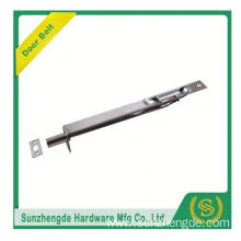 SDB-001SS High Quality German New Brenton Gate Iron Door Bolt Black