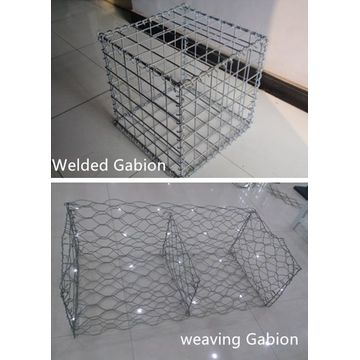 welded gabion fenceS