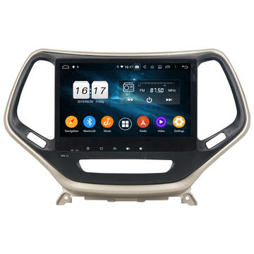 double din gps for Cherokee 2017