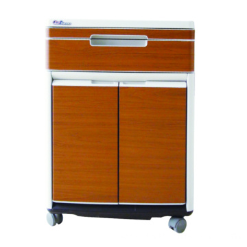 Hospital ABS Light Bedside Cabinet