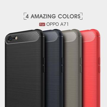 Flexible Soft TPU Scratch Resistant for OPPO A71