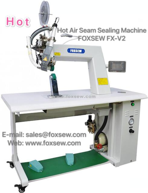 Hot Air Seam Sealing Machine -2