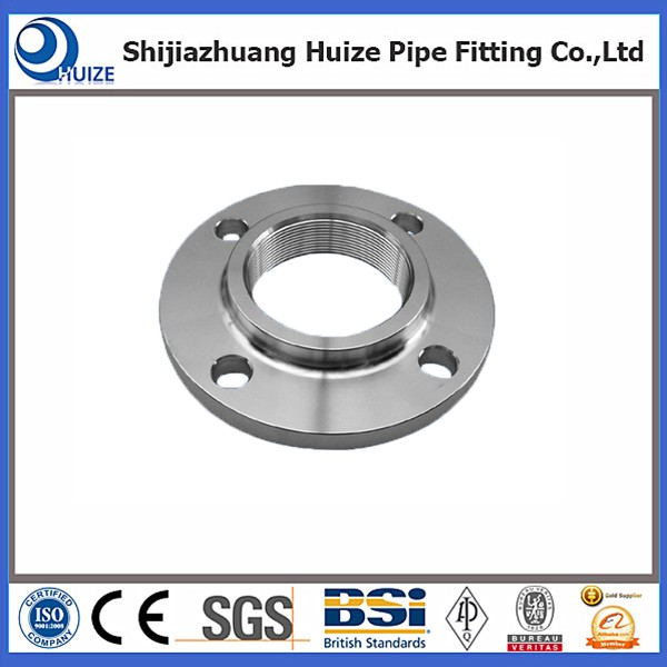 304L steel slip on flange ansi