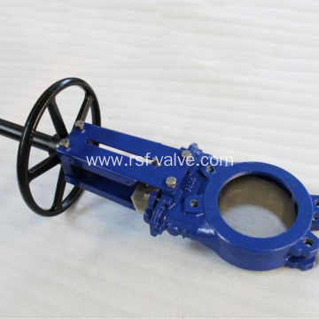 Ductile Iron Body Knife Gate Valve