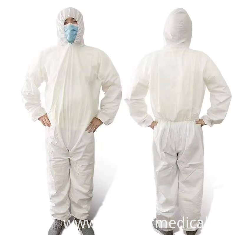 Medical PPE protective suit
