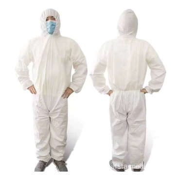 Medical isolation protective suit